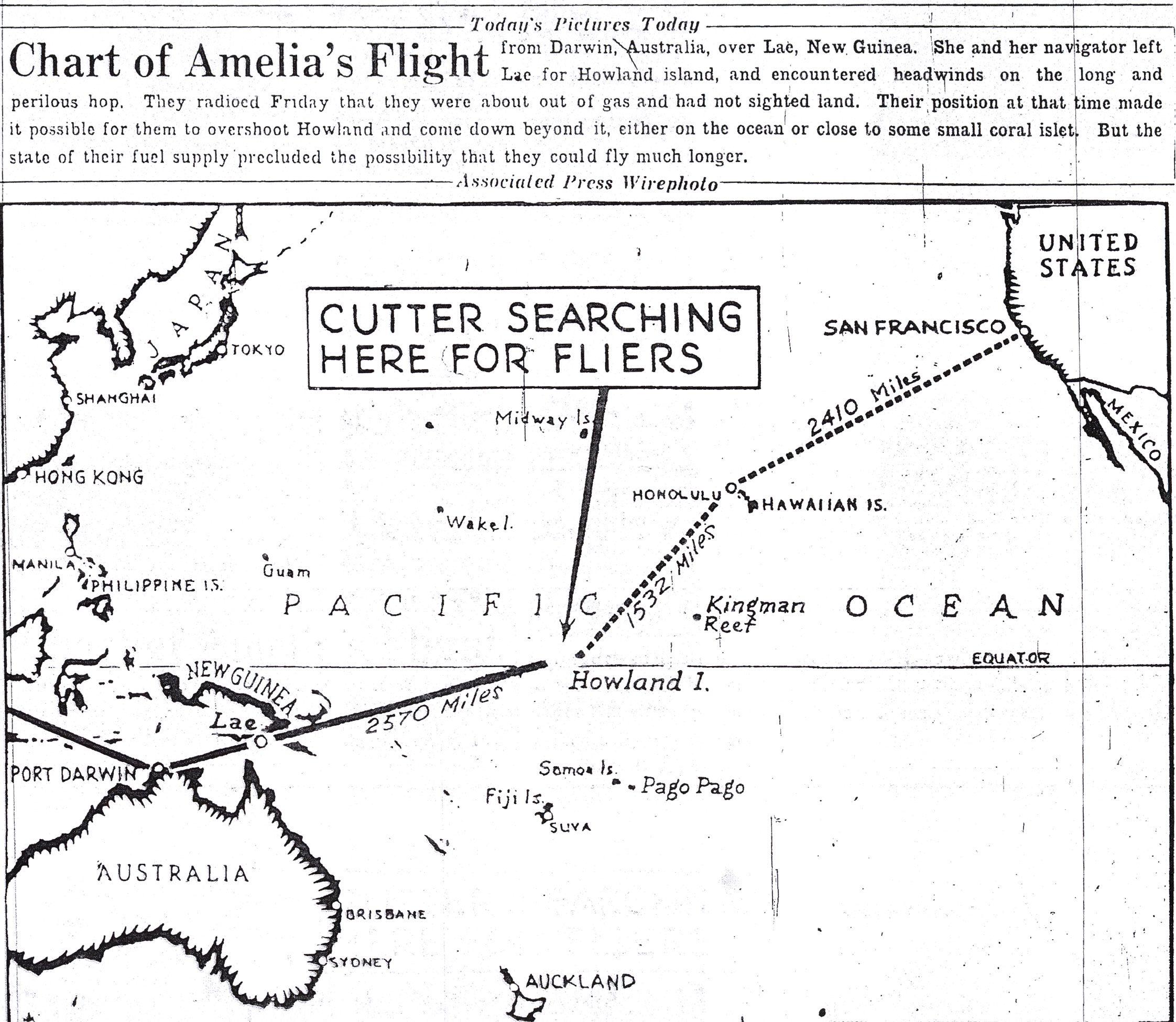 Amelia Earhart Reading Activities