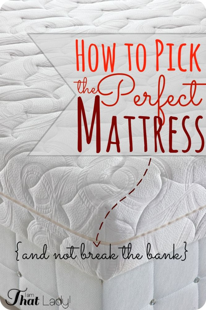 Pinned 4500 Times Ing A New Mattress Can Really Be Expensive We Did Our Research And Decided On The Perfect Best Part Was That It Cost Us