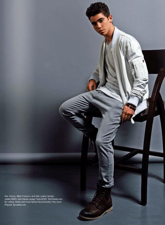 Cameron Boyce // Regard Magazine Cameron Boyce