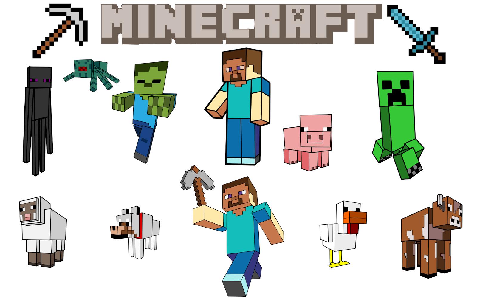 Krafty Nook Minecraft SVG Files HEY !!!! For more
