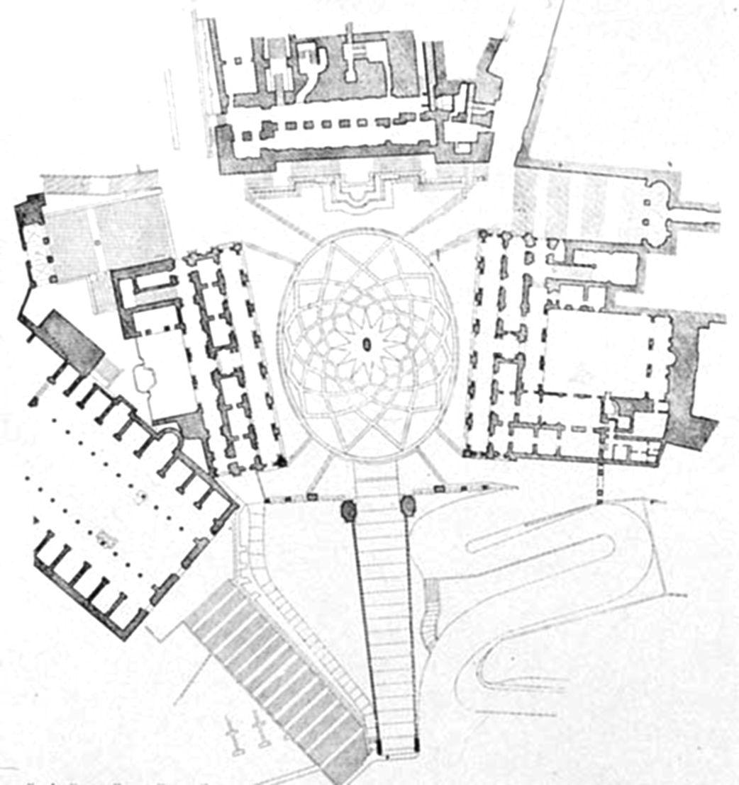 Piazza Del Campidoglio Michelangelo Y Giacomo