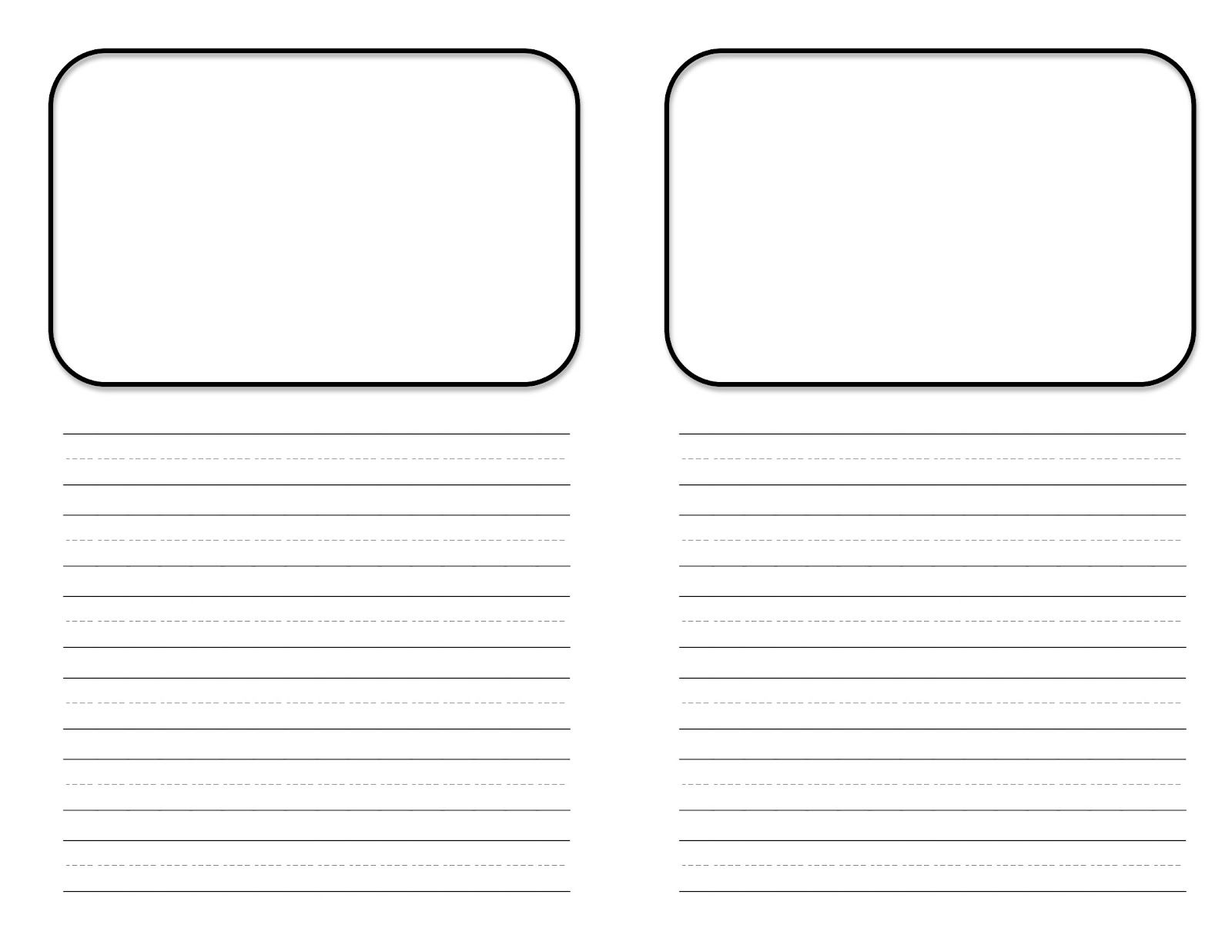 Primary printing paper template – Printing Paper Template