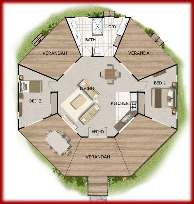 Home Office Floor Plans Granny Flat Guest Quarters
