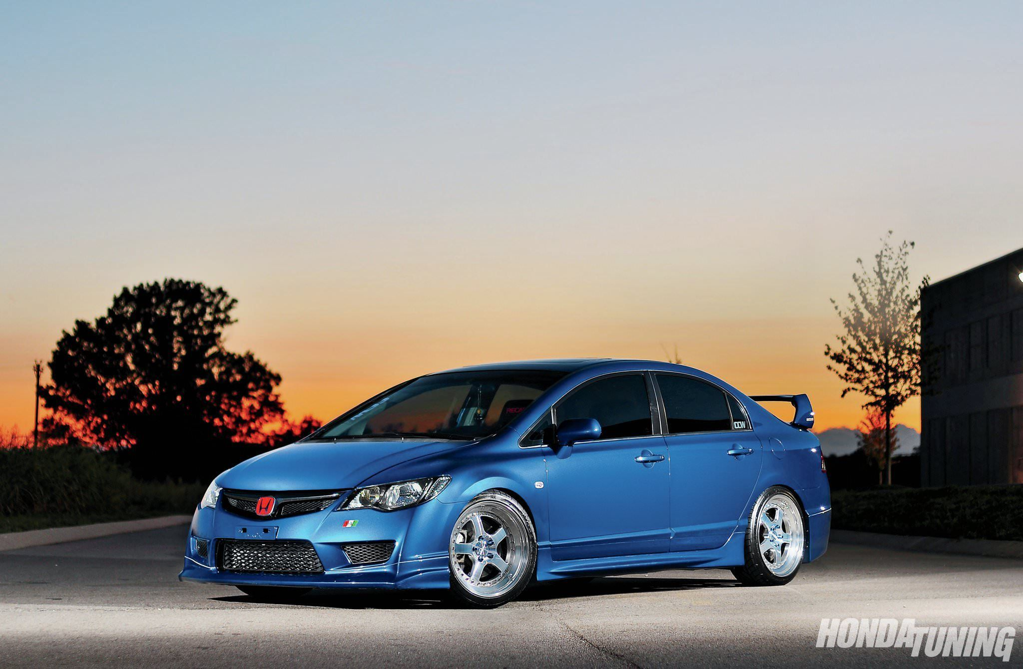 2008 Honda Civic Si JDM FD2 Conversion (Honda Tuning