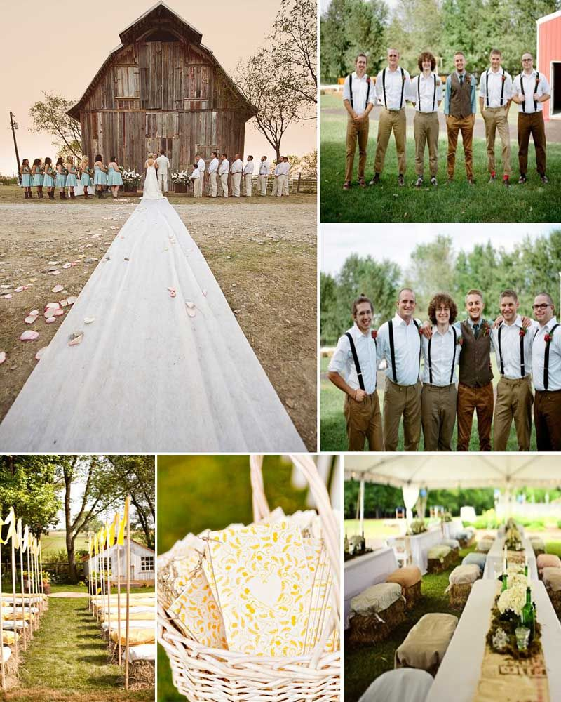 Chic Farm Weddings SA Farm Wedding Venues & Ideas! Yes