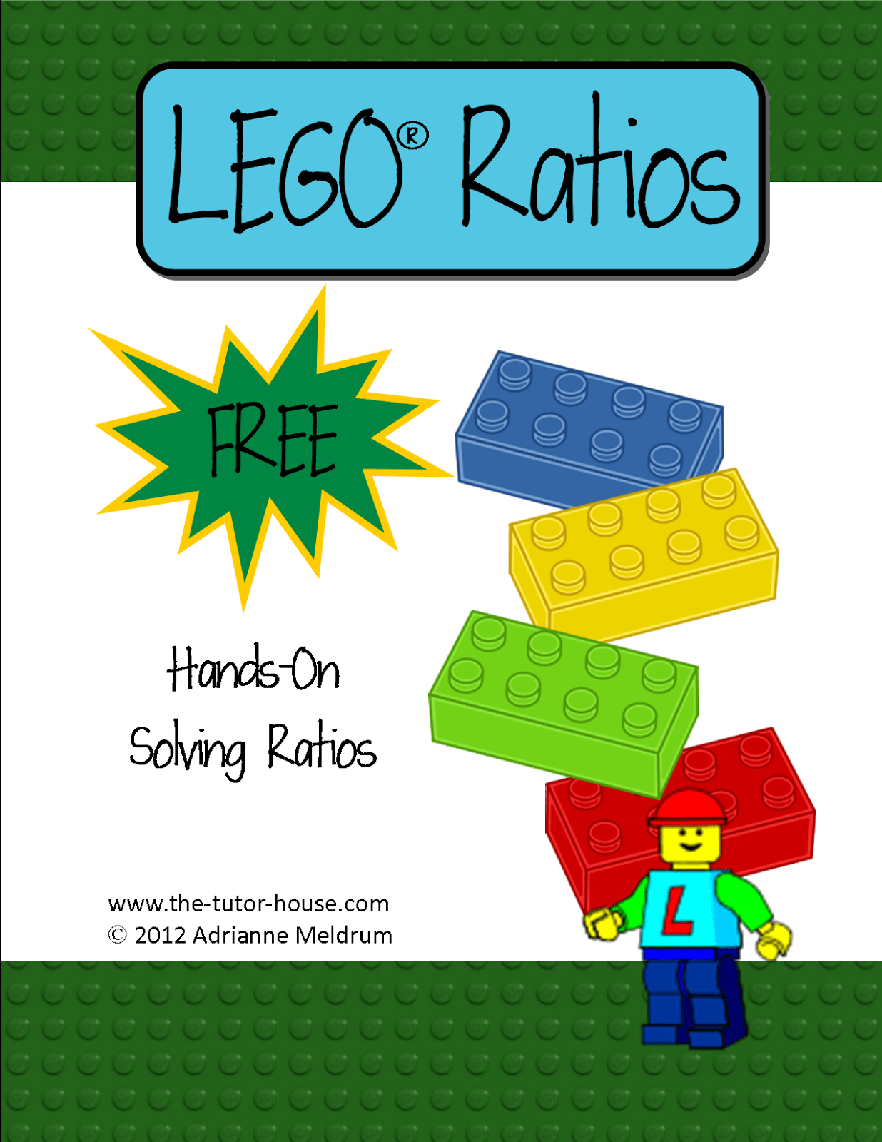 I Love Using Lego S To Teach Math Come Get This Freebie