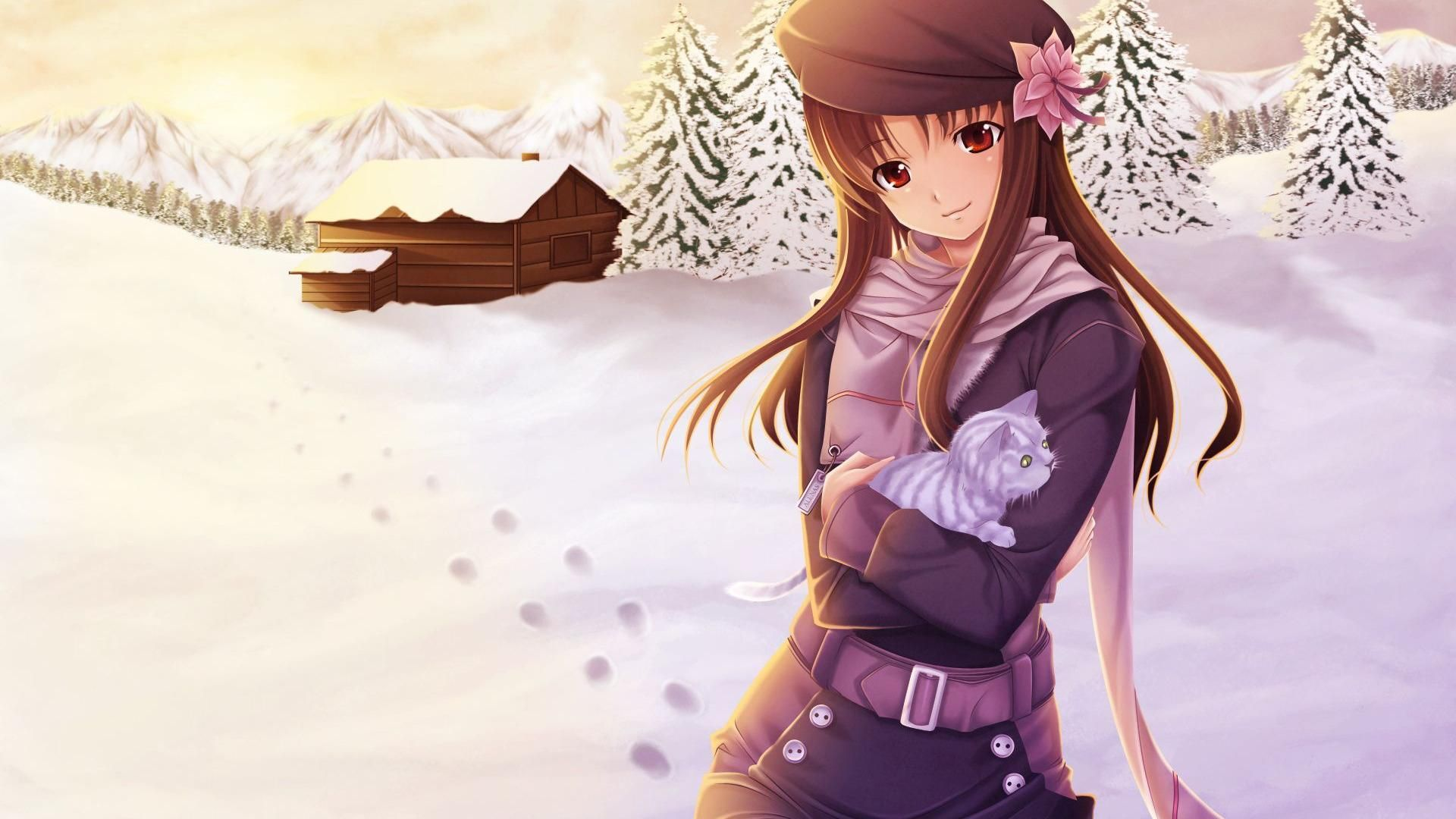Cute Anime Girl HD Wallpapers Find best latest Cute