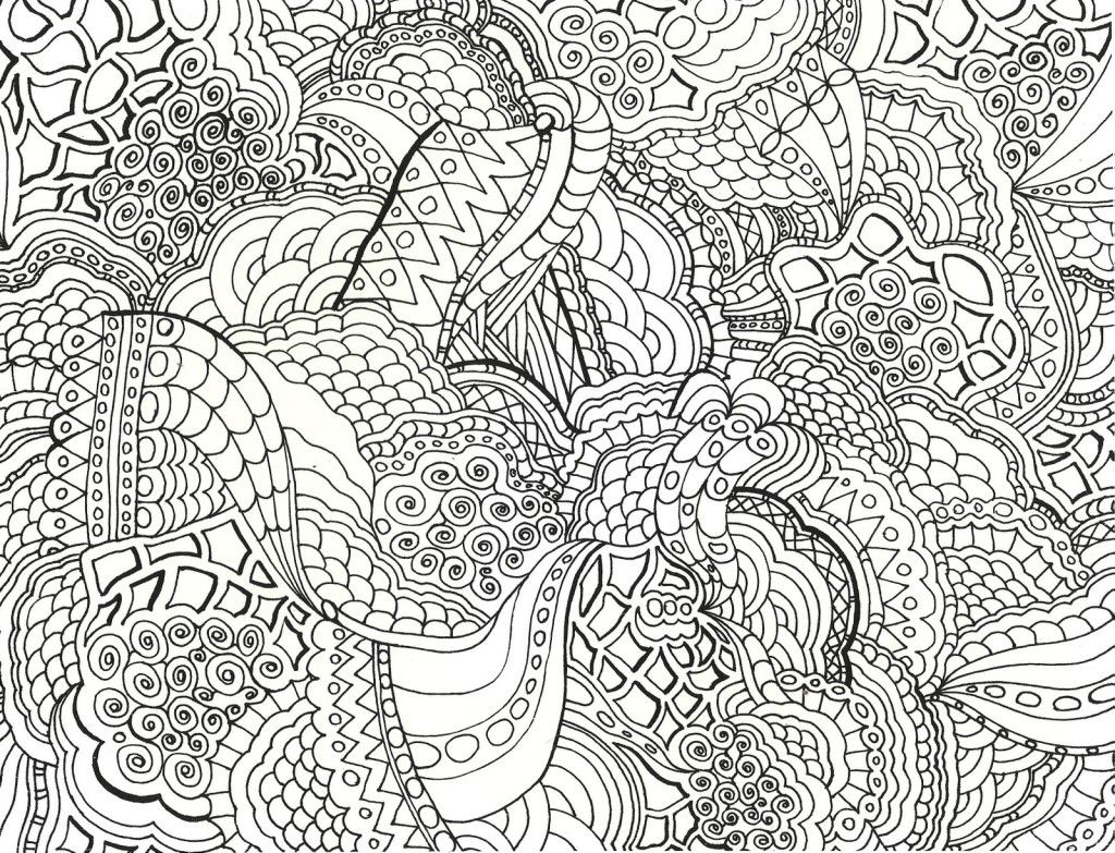 Animal Pattern Coloring Pages | Meriwer Coloring | 783x1024