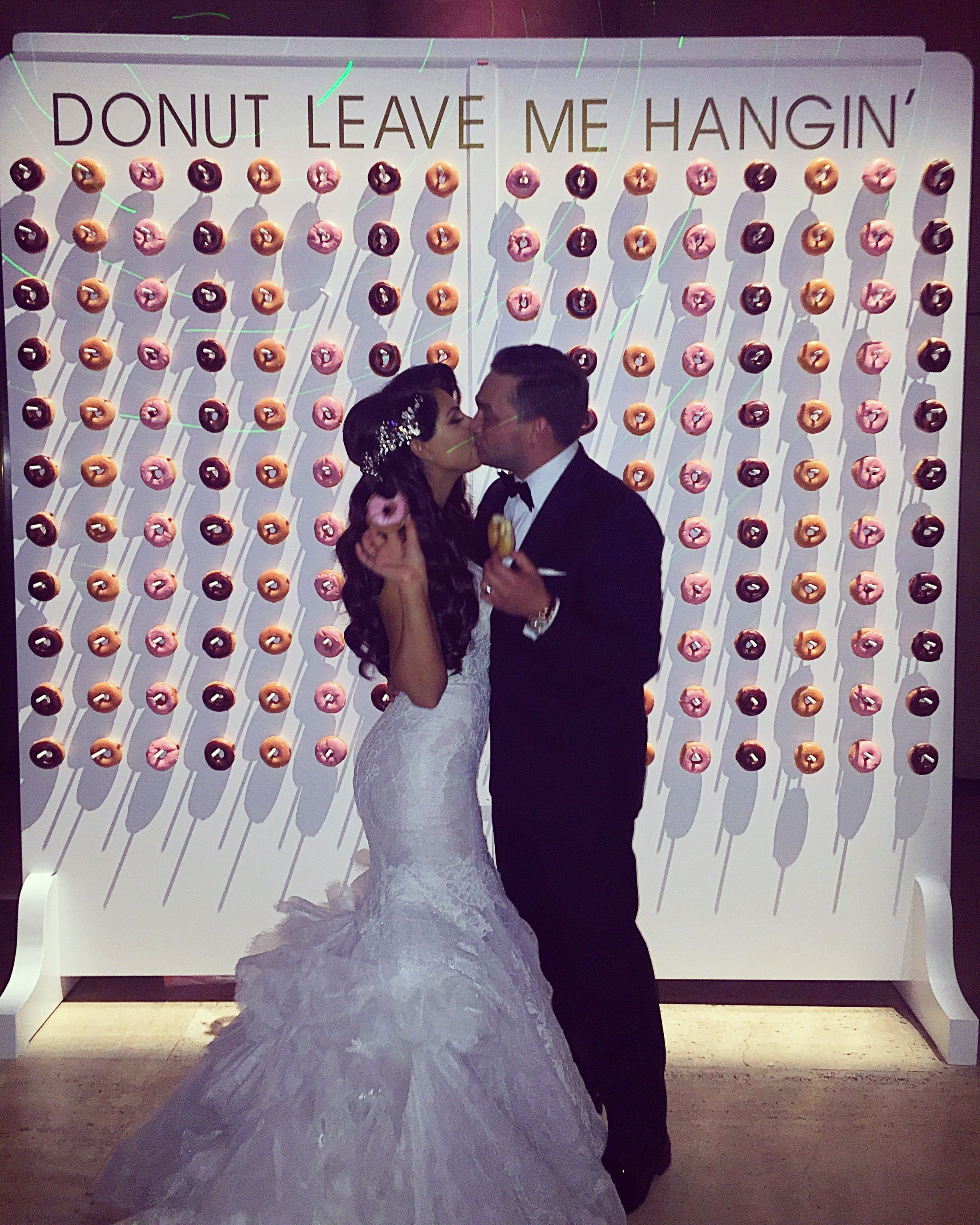 Donut Walls Donuts Walls And Wedding