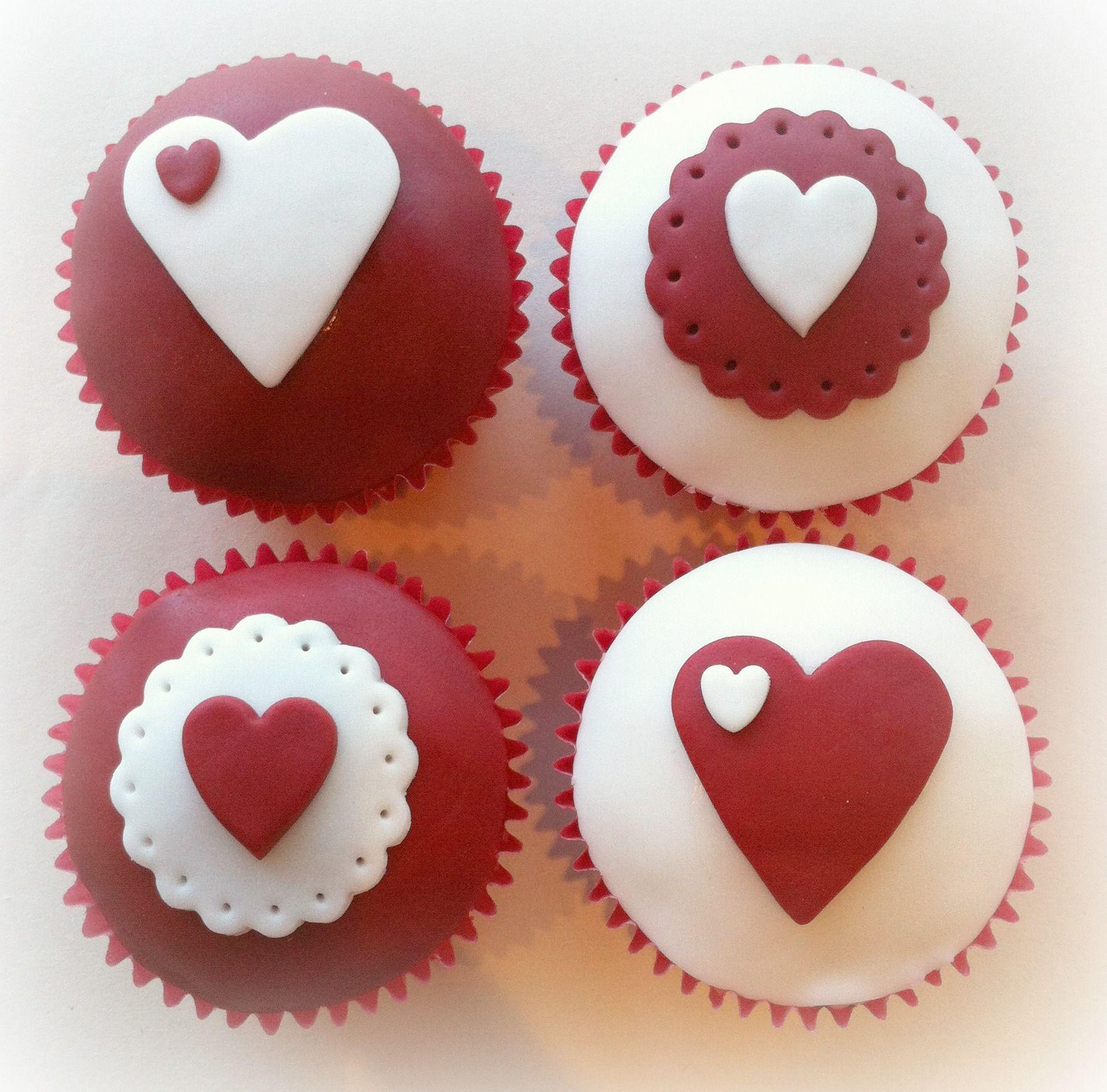 Valentine Cupcakes Cupcakes