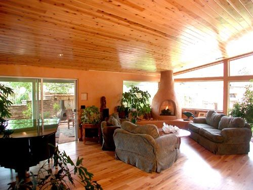 Wood Ceilings With Wood Floors Google Search Rooms I