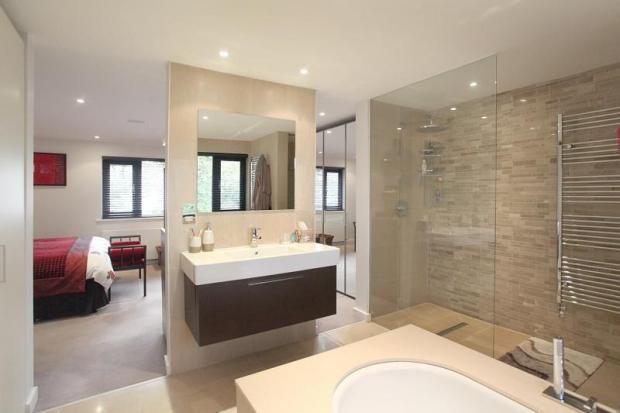 Best 25+ Open plan baths ideas on Pinterest | Small open ...