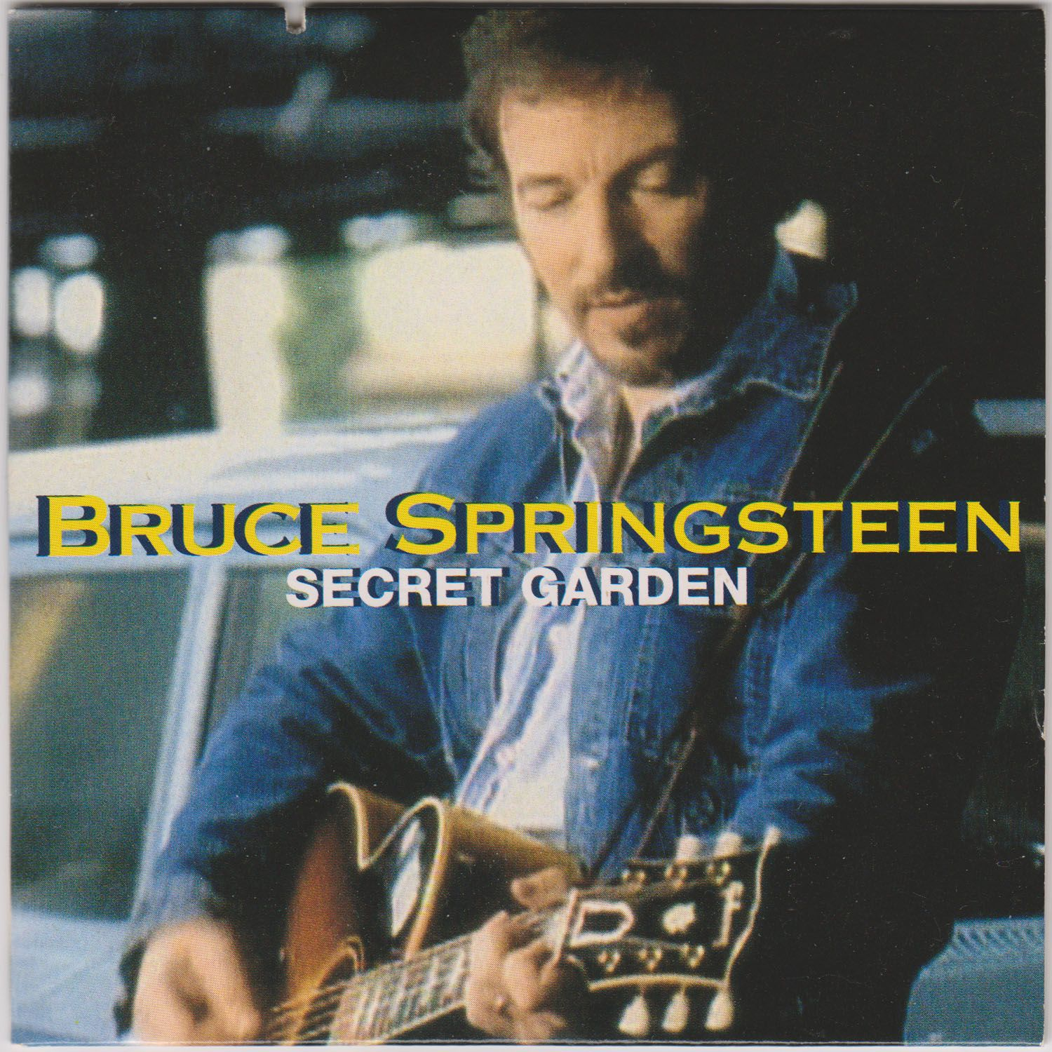 Bruce Springsteen Secret Garden Springsteen Album