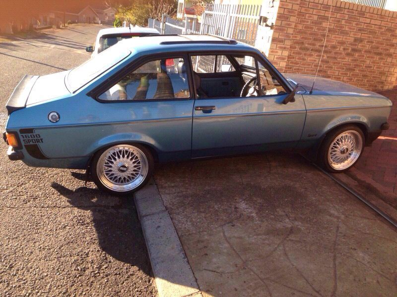1979 ford escort Other Gumtree South Africa