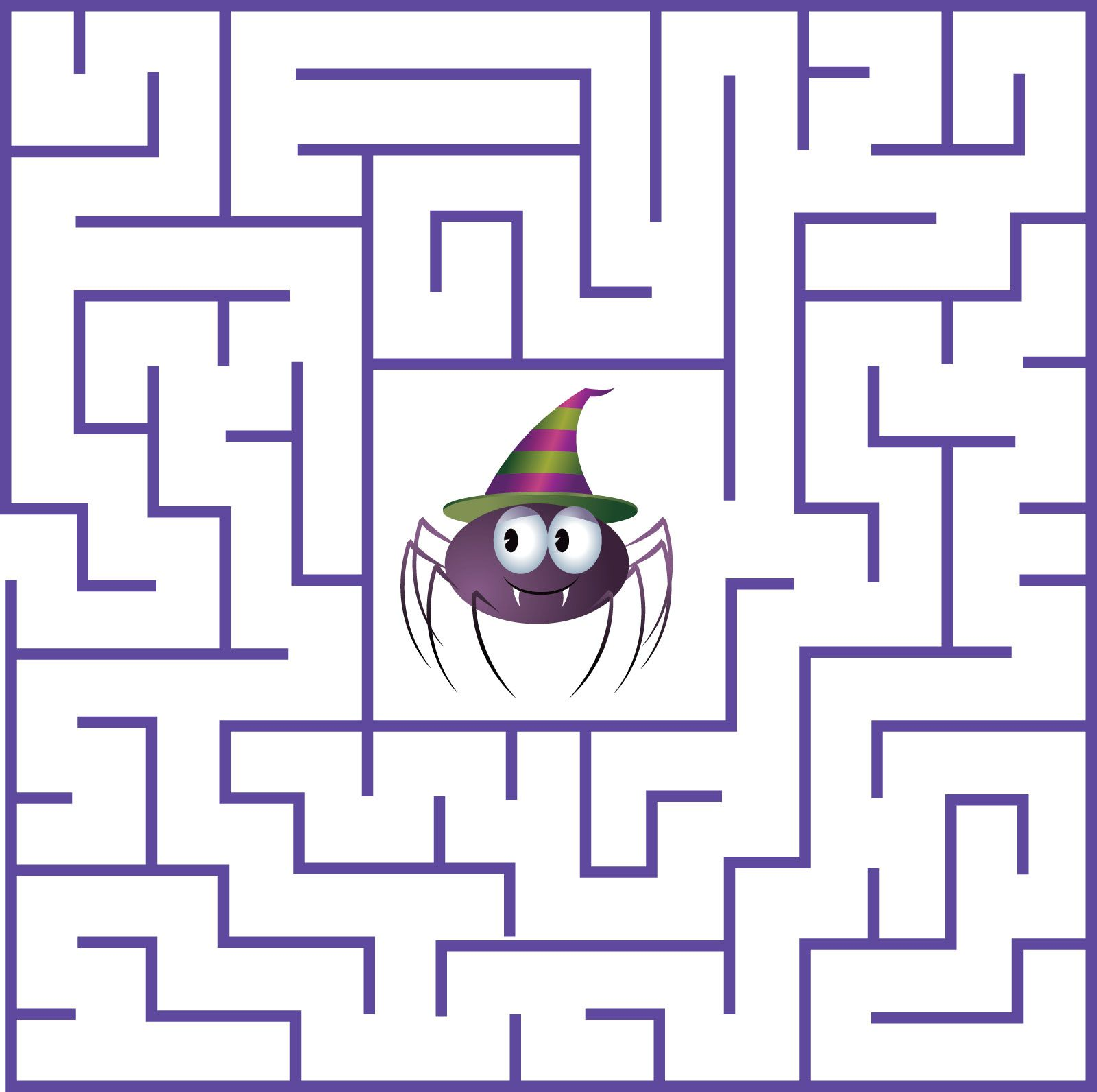Possible Hedge Maze