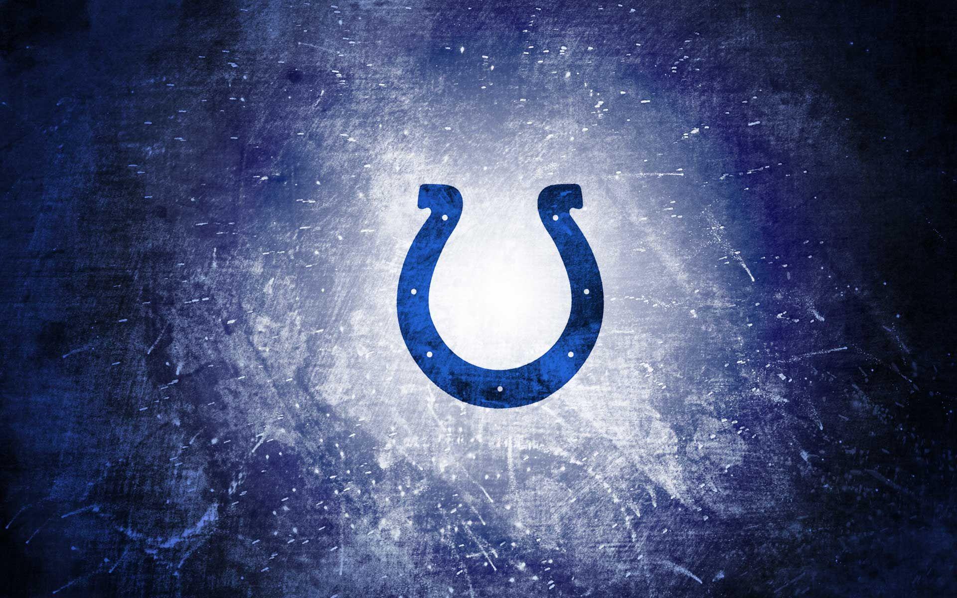 Download Indianapolis Colts Logo NFL Wallpaper HD Sport