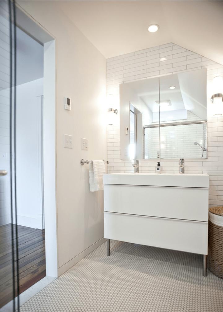 Rock Paper Hammer Architects & Designers Modern Bathroom