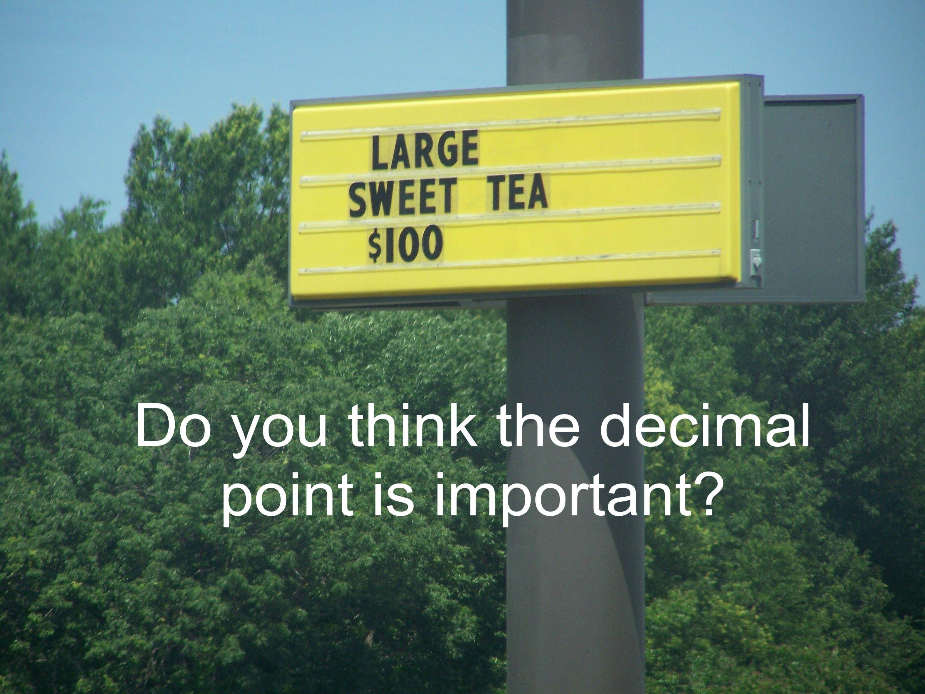 The 25 Best Teaching Decimals Ideas