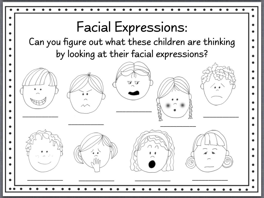 Feelings Worksheet Adults