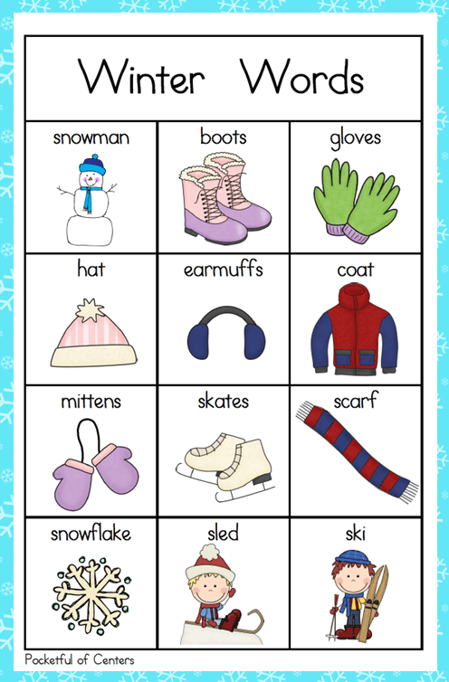winterwritingblog.png (496×754) Teaching Vocabulary