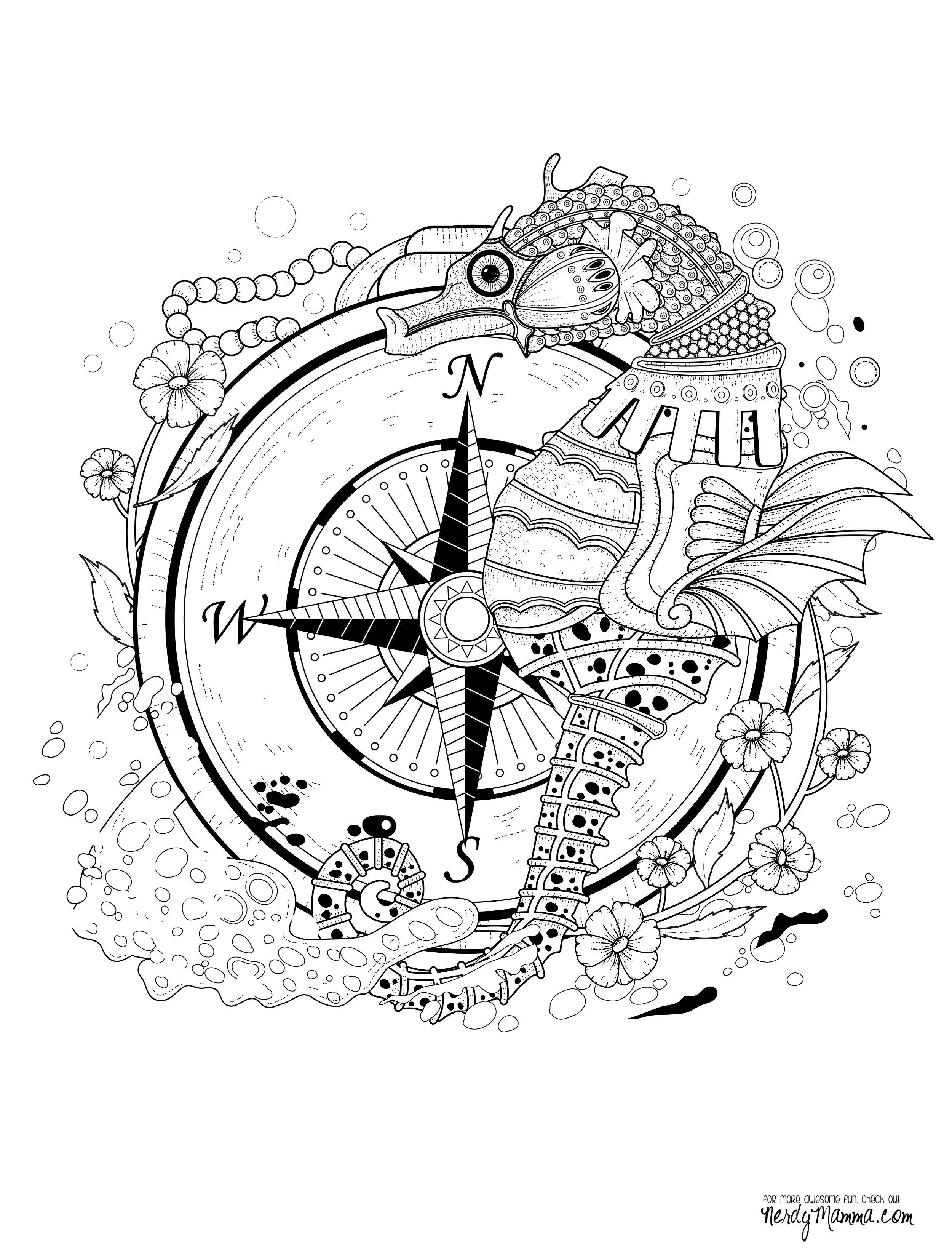 11 Free Printable Adult Coloring Pages Anti stress