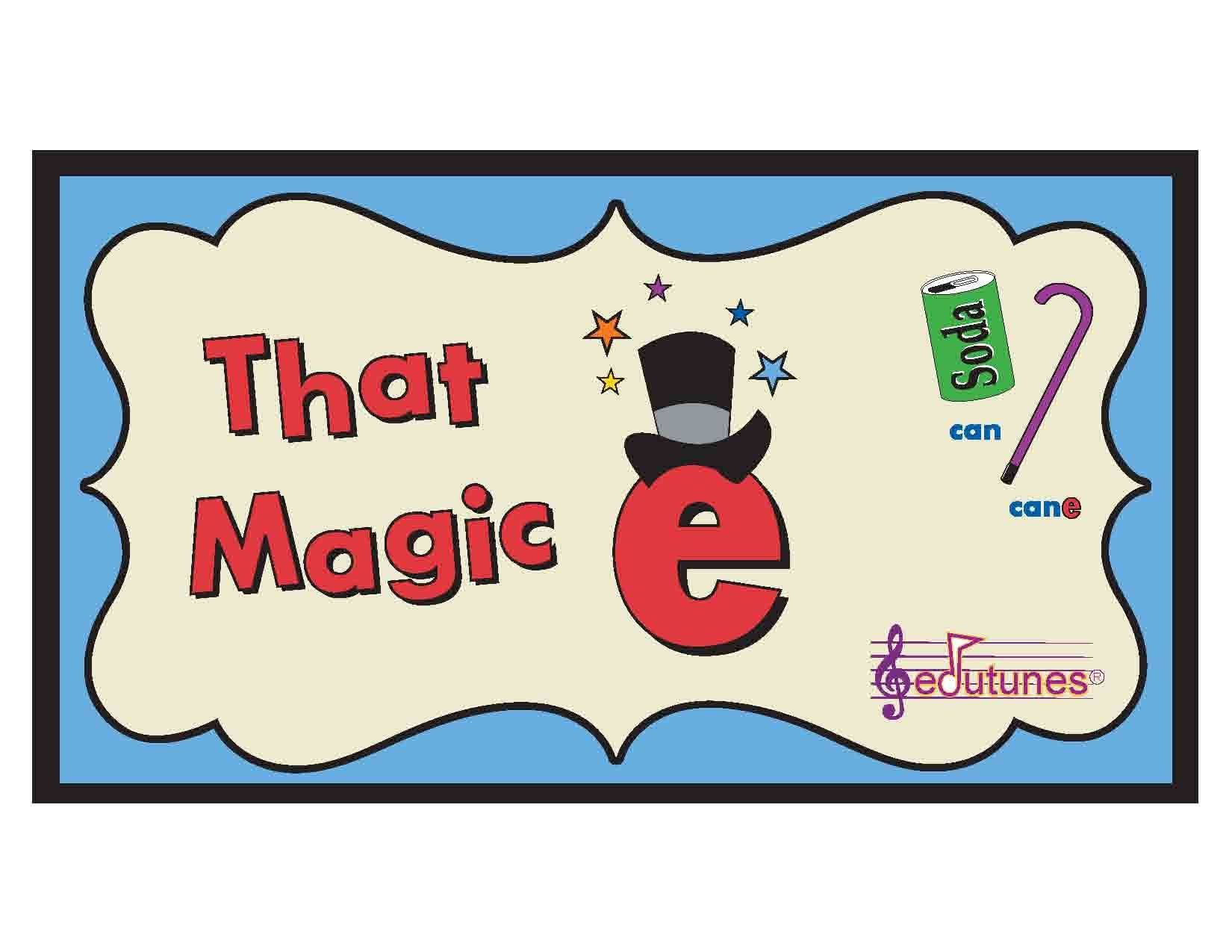That Magic E Phonics Song The Entire Edutunes Song For Free