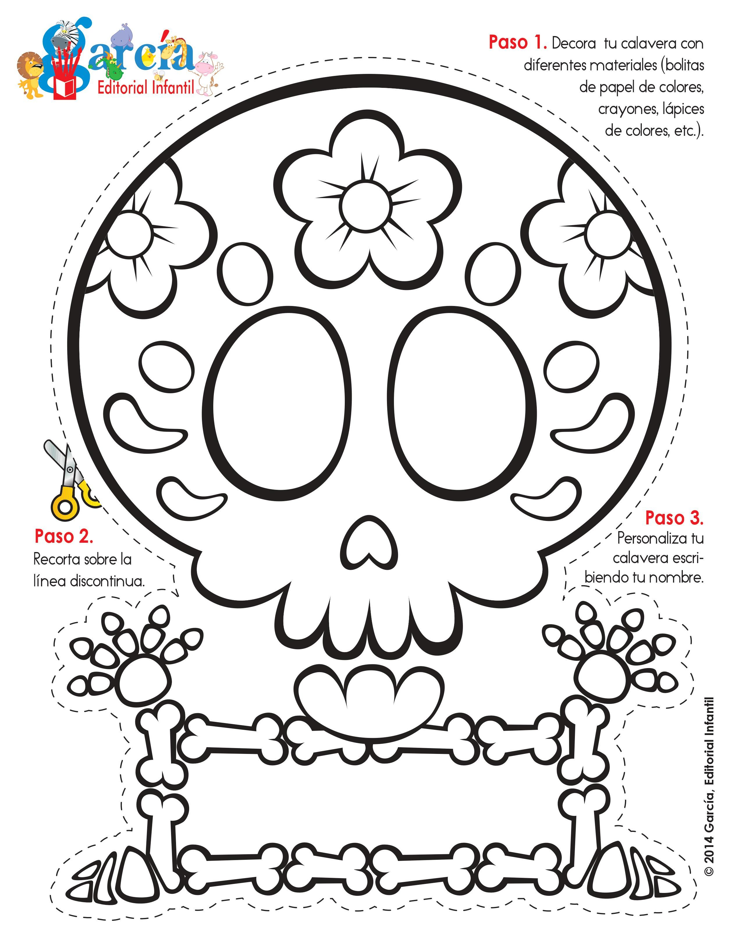 Worksheet Dia De Los Muertos Worksheets Grass Fedjp