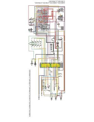 Volvo Penta 57 Engine Wiring Diagram | yate | Pinterest