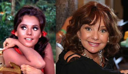 Image result for dawn wells then and now