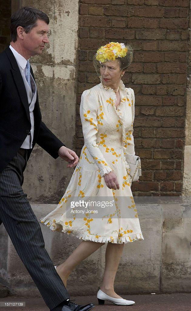 Lady Rose Windsor Wedding London Princess anne and Duke