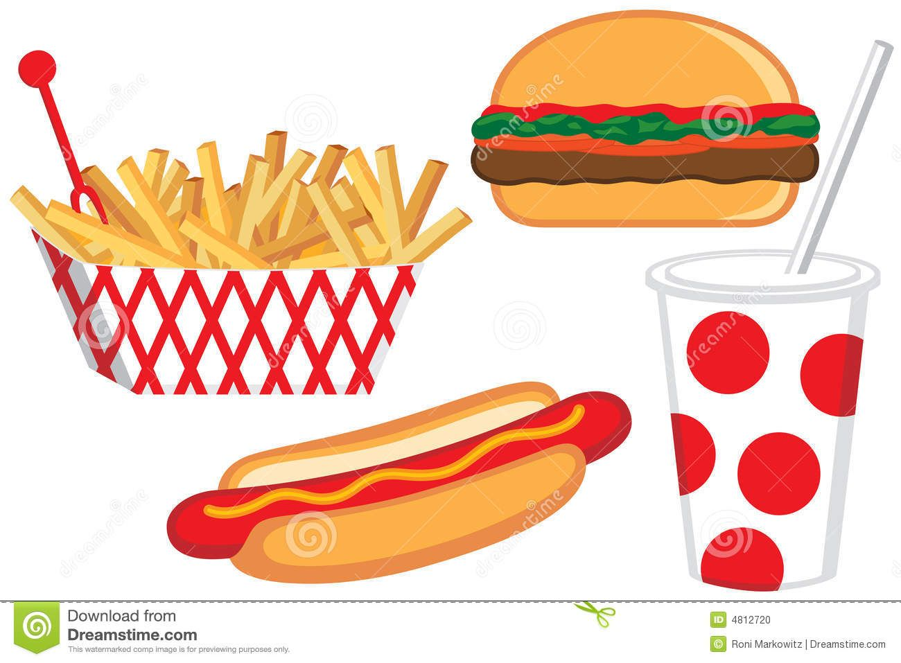 Fair Food Clipart Carnival food clipart carnival Funfair