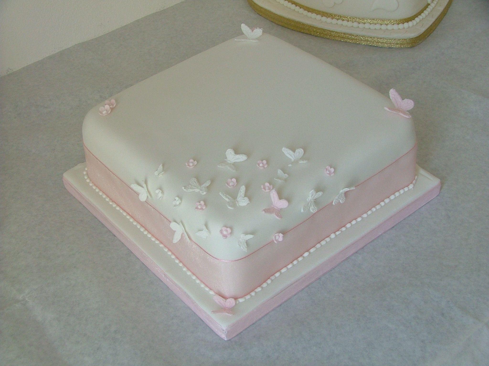1 Tier Wedding Cakes 18