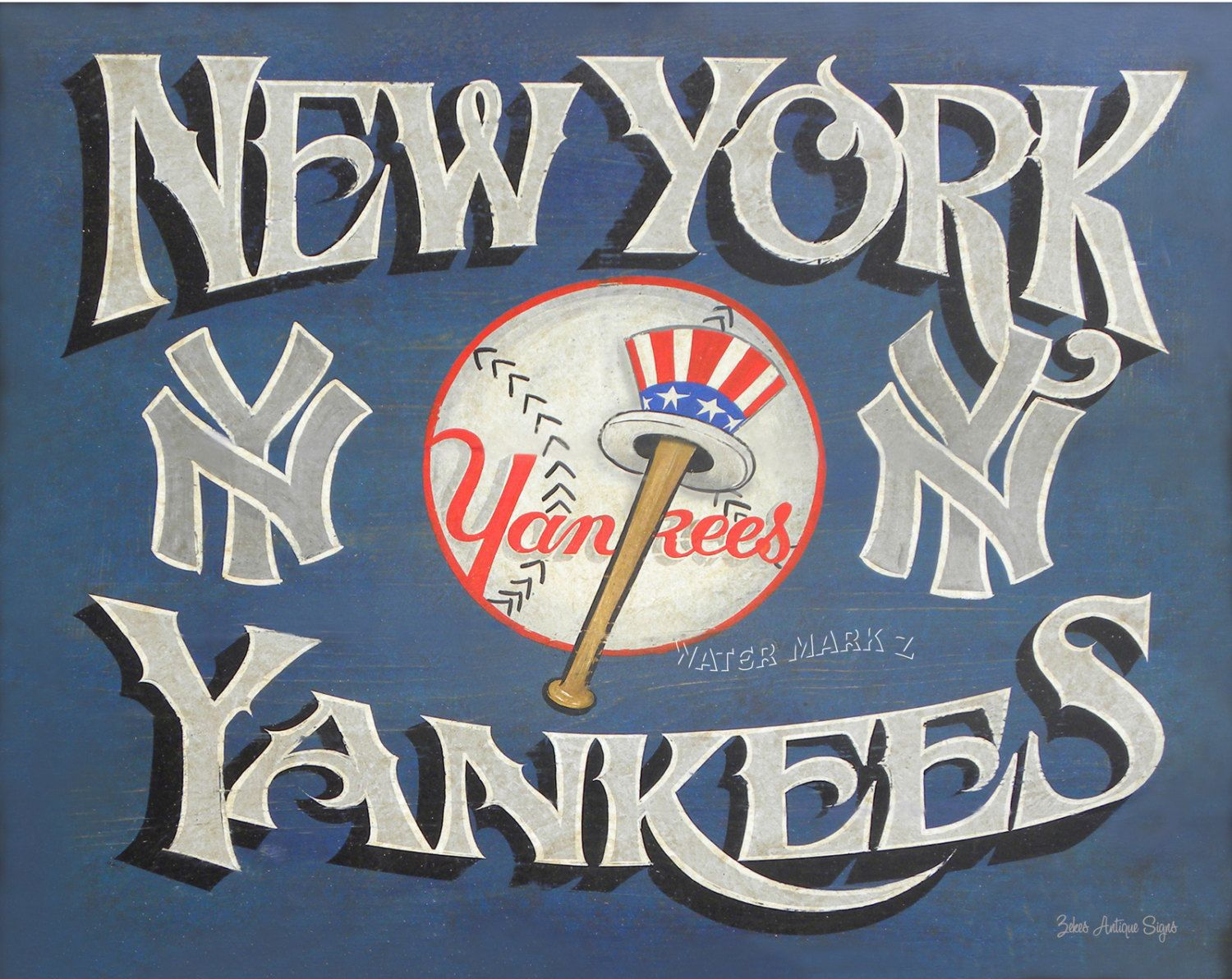 New York Yankees......the best team in the MLB Let's