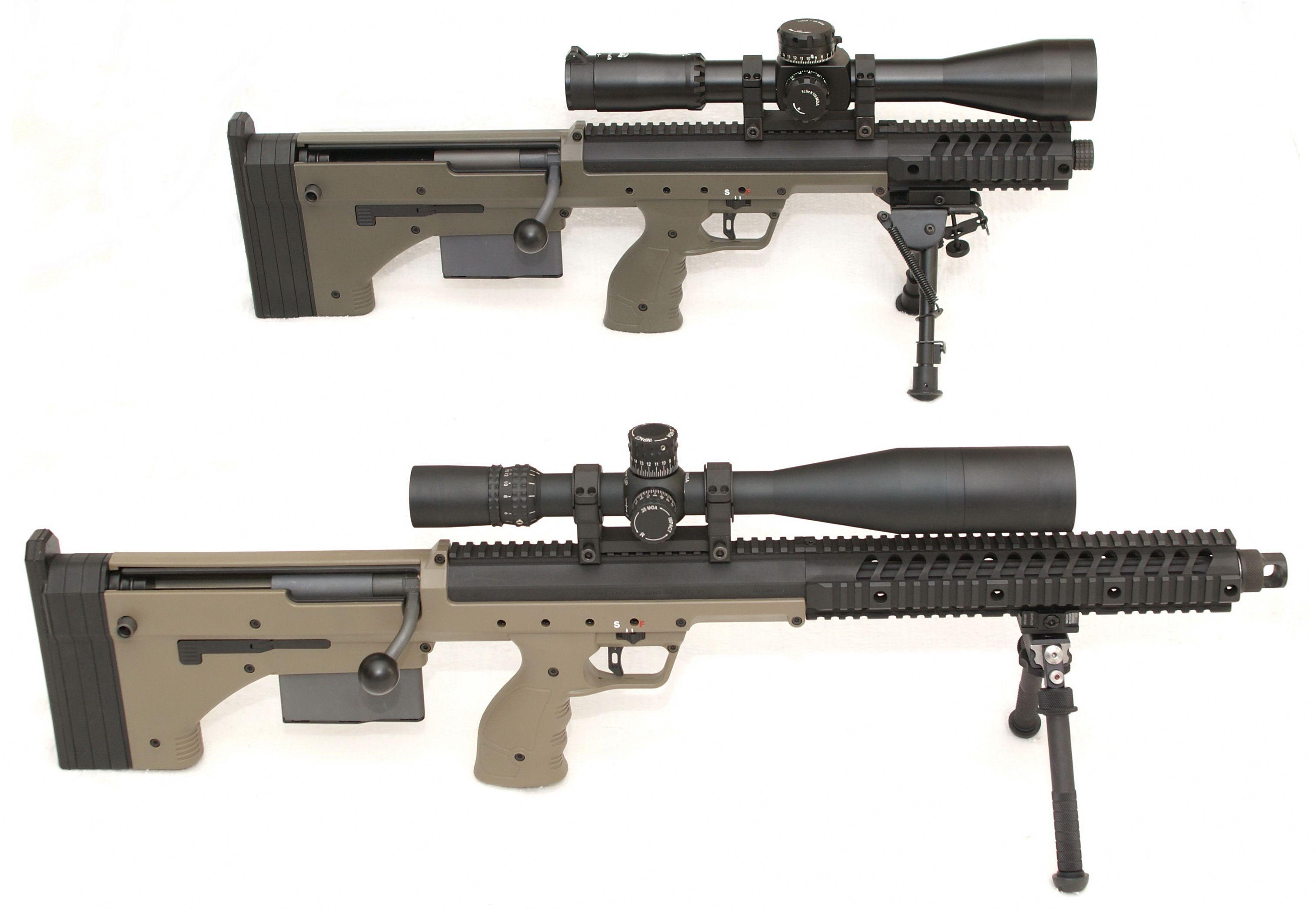 DTA SRS Covert Rifle 308 Win 16 Inch Barrel 4000