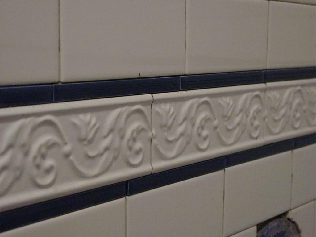 Subway Tile Border Shower : Tile Ideas