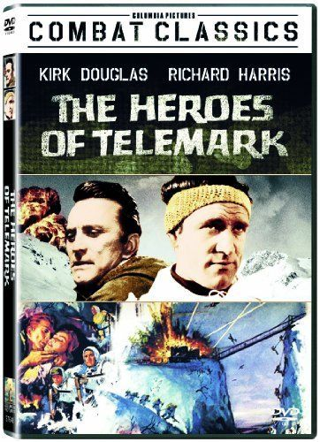 Image result for HEROES OF TELEMARK POSTER