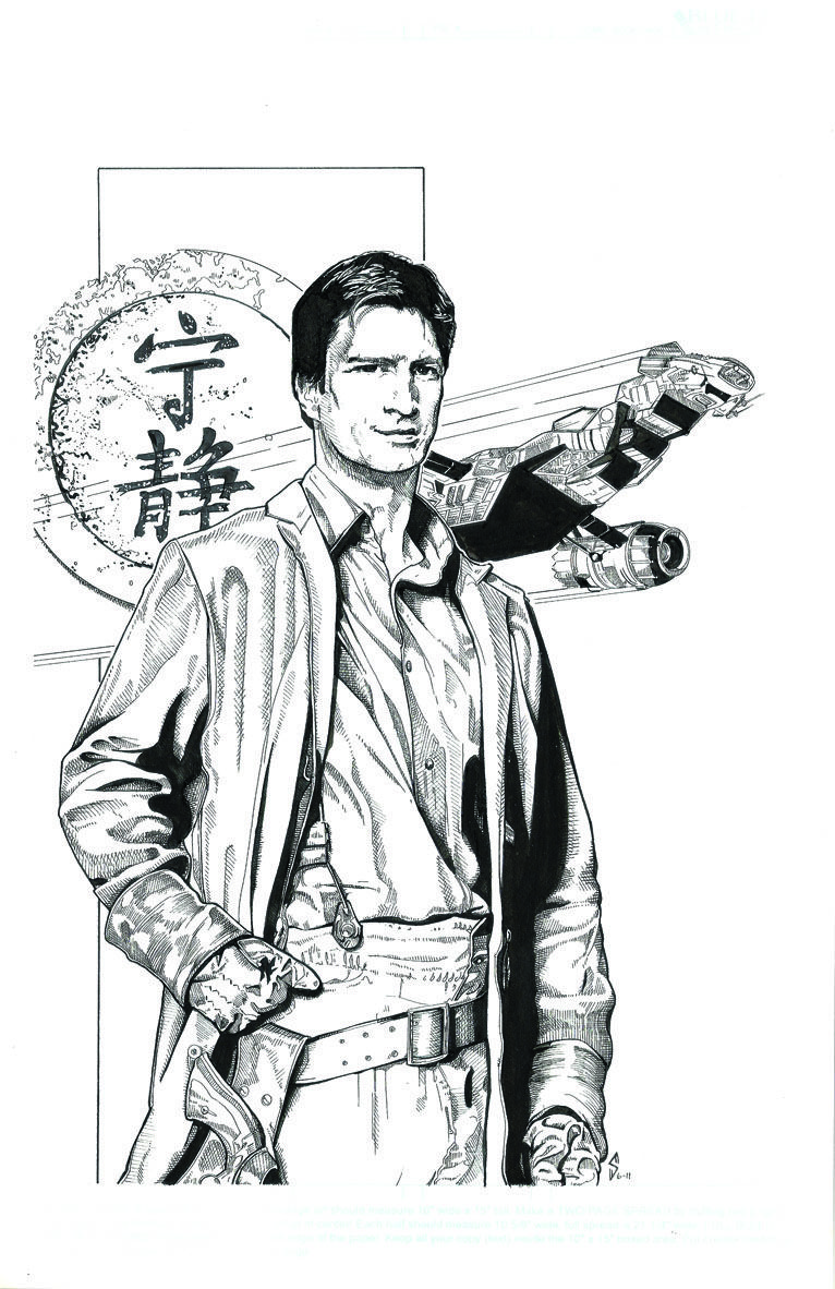 firefly  malcolm reynolds  coloring book  pinterest