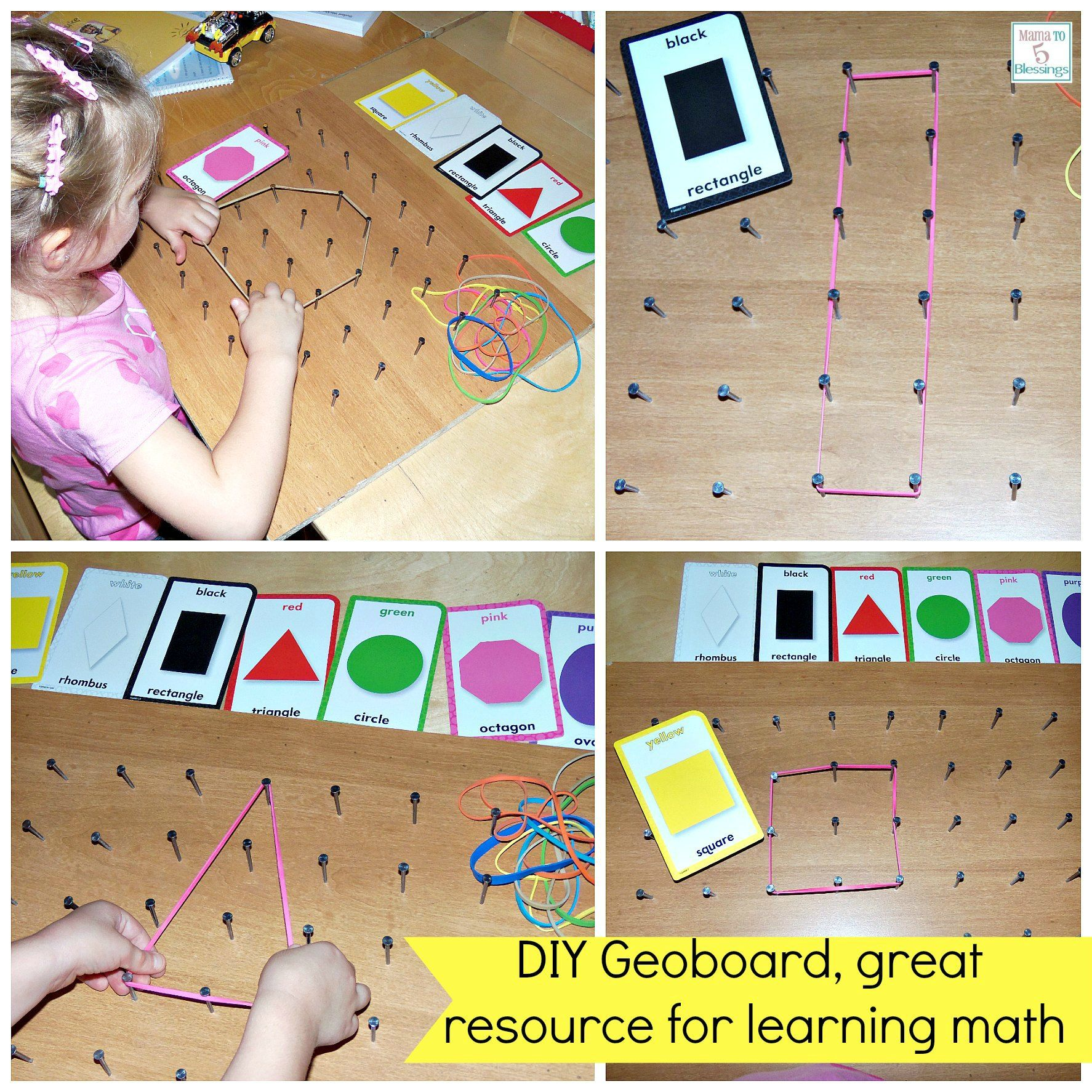 Diy Goeboard Perfect Resource For Learning Learning Hands