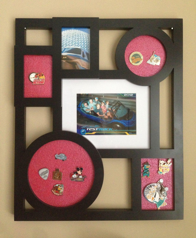 Pin Collection Display Board or Fun Bulletin Board. 30.00