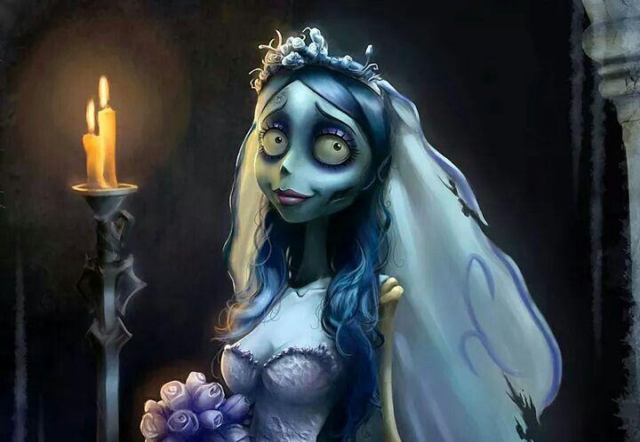 Resultado de imagen para cadaver de la novia emily