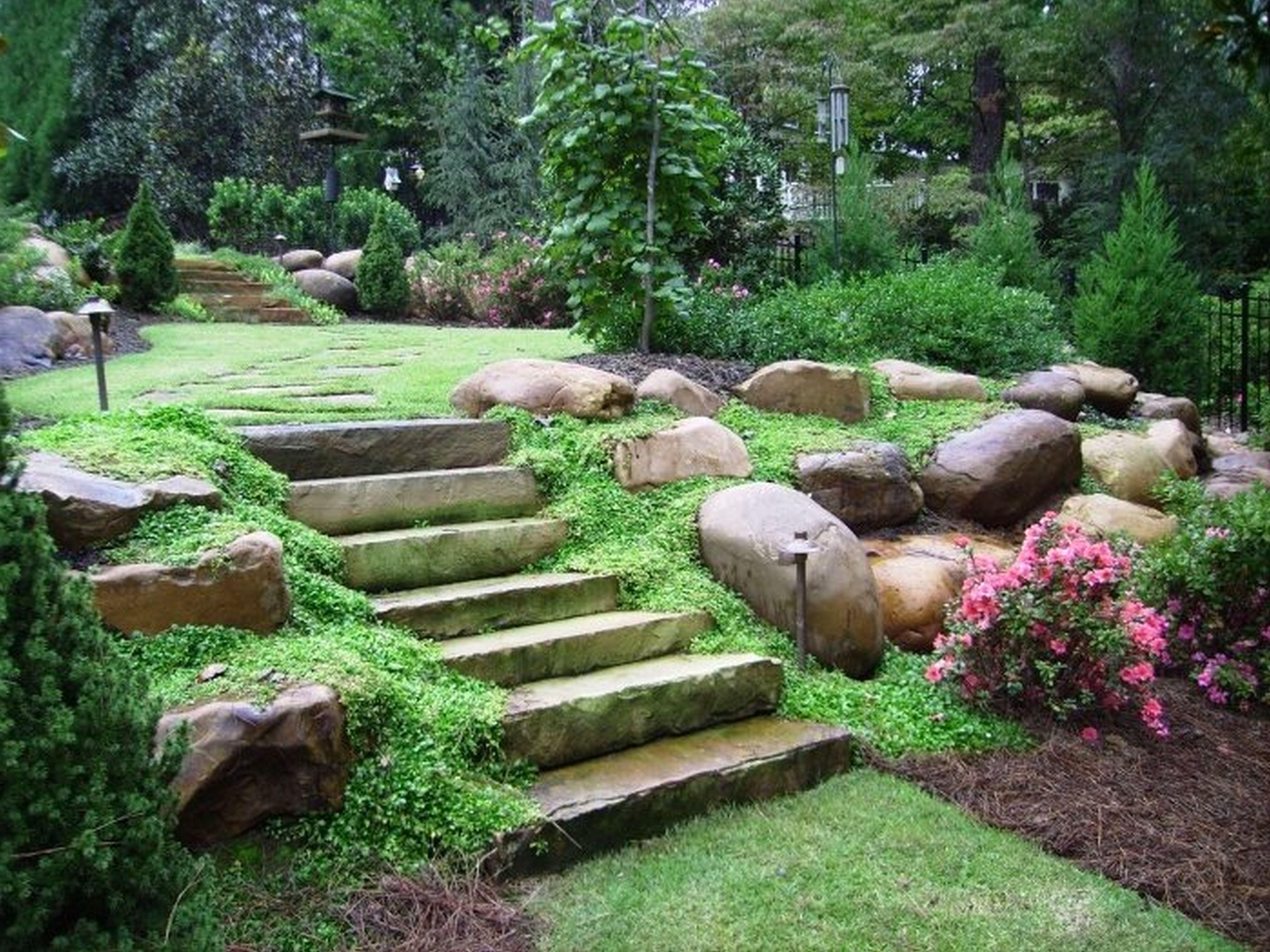 Beautiful Gardening Ideas Plan Backyard Landscaping Ideas