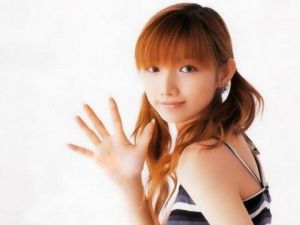 後藤真希さんのかわいい画像