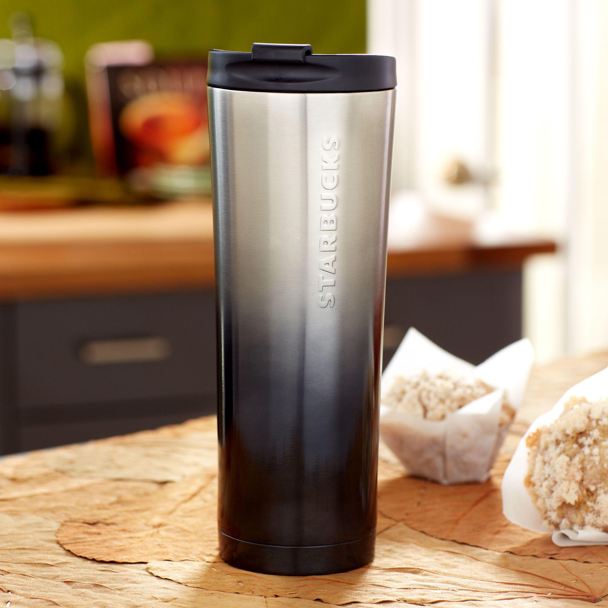 Stainless Steel Gradient Tumbler. New Starbucks Fall