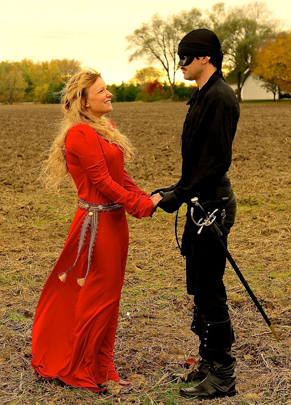 Dress up with your significant other this year! Here are