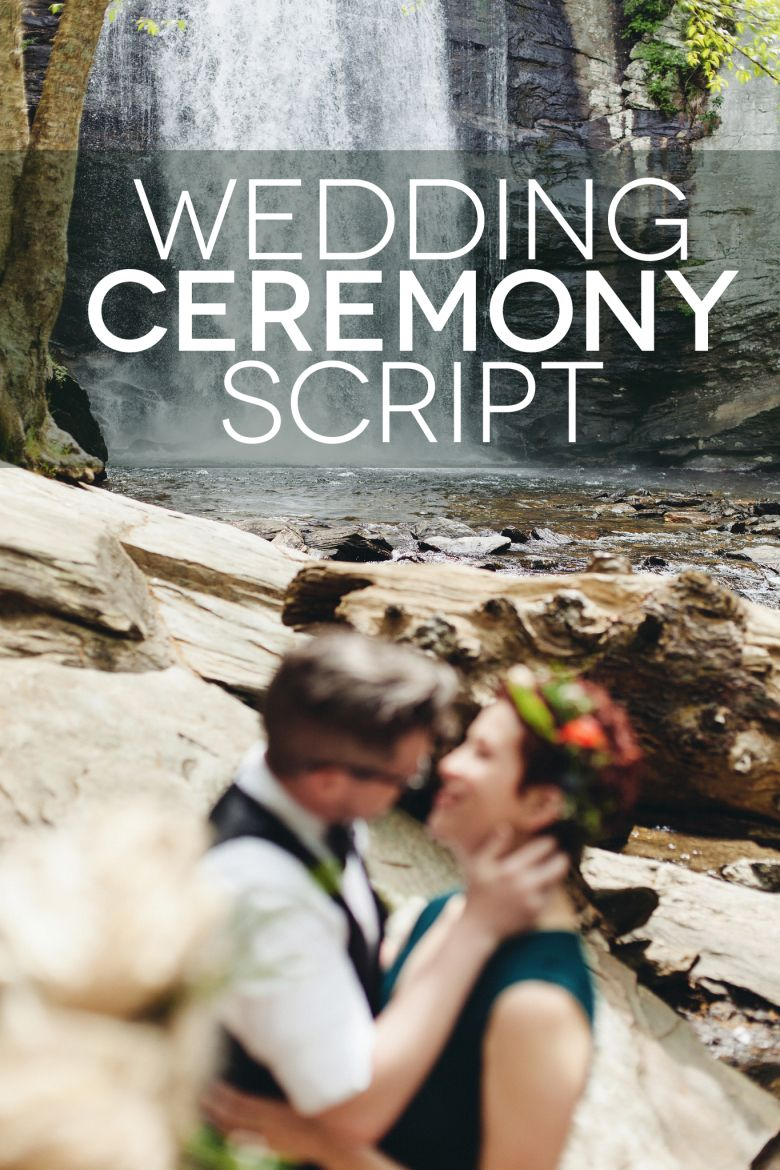 Secular Wedding Ceremony Scripts You Can Use When You Get