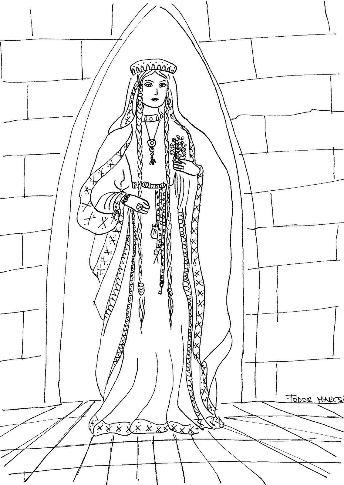 Medieval Princess Fodor 1 134×1 600 Pixels Staying Inside