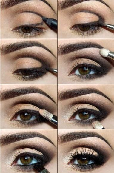 Eye Makeup Tips For Deep Set Eyes Hair And Make Up Queen Bee