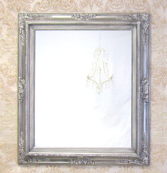 Best 25 Brushed Nickel Bathroom Mirror Ideas On Pinterest