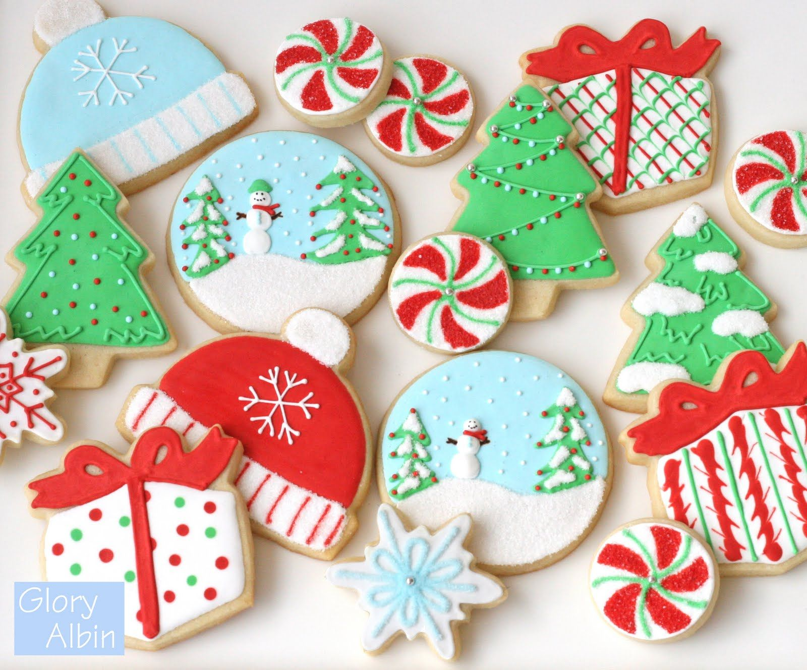 Decorating Sugar Cookies with Royal Icing Royal icing