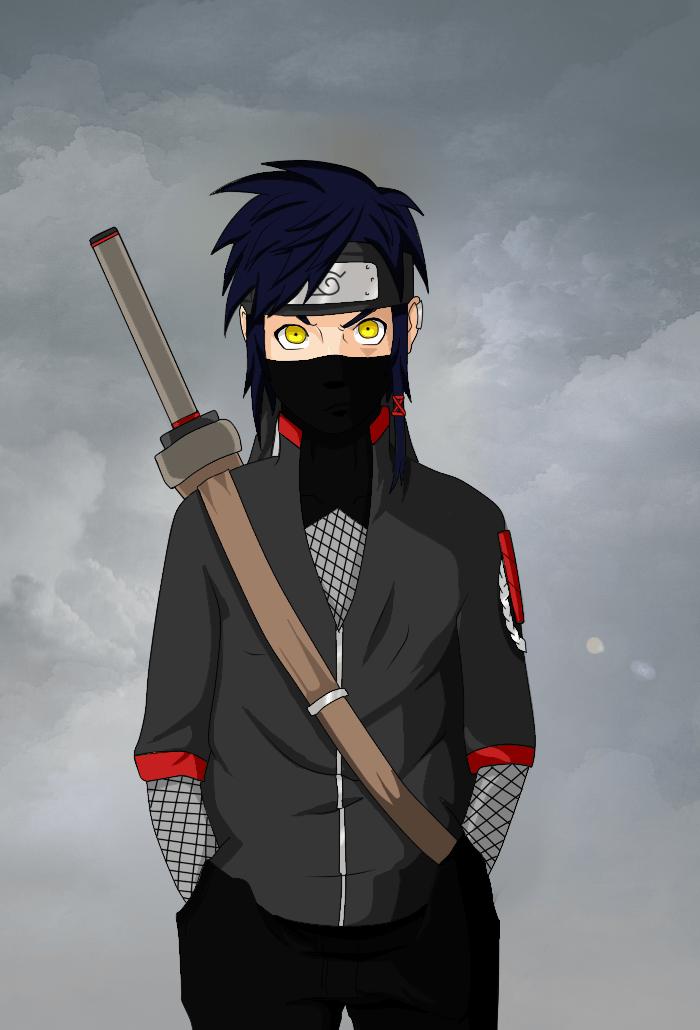 deviantART Naruto OC Male Naruto Male OC Ash by